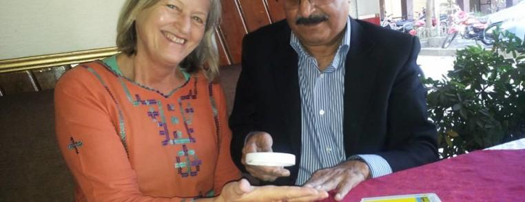 IH malik palmistry Session with german lady