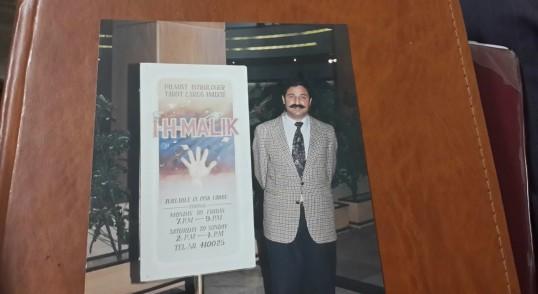 astrlogy palmistry tarrot card reading display board in marriot hotel islamabad pakistan