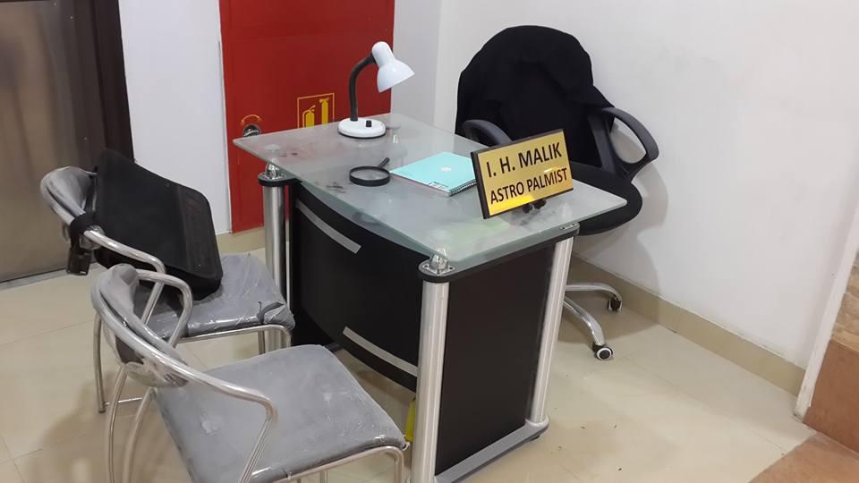 ihmalik Astrologist Palmist Islamabad Pakistn office