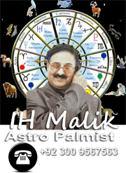 Famous Pakistani Astrologer IH Malik